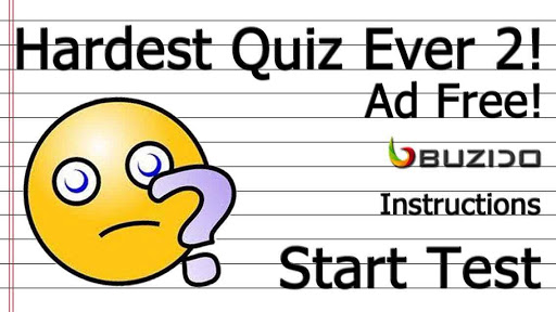 Hardest Quiz Ever 2 Ad Free