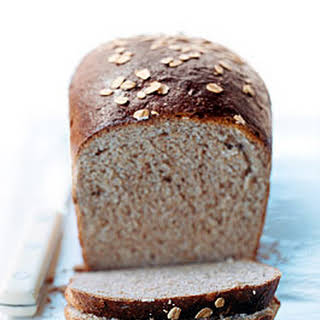 Oatmeal Wheat Bread.