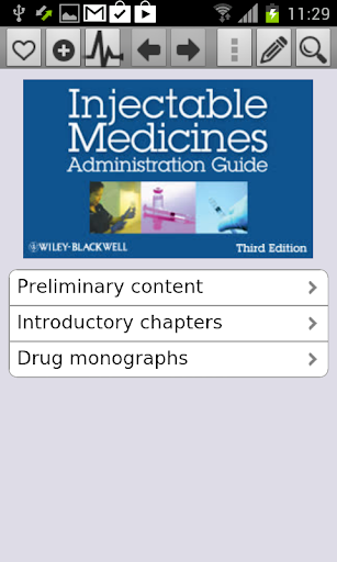 Injectable Medicines Adm Guide