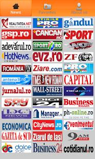 Stiri din Romania Newspapers