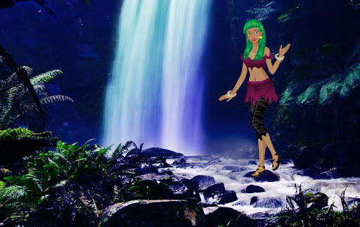 Earth Fairy Princess Dress Up