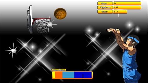 玩免費體育競技APP|下載バスケットボールのシュート app不用錢|硬是要APP