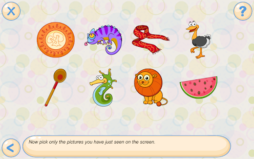 Memory & Attention Training Games Free- screenshot thumbnail