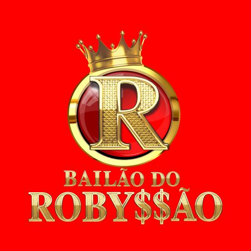 BAILÃO DO ROBYSSÃO LOGO-APP點子