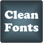 Clean2 per FlipFont® gratis icon