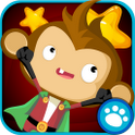 Super Monkey Jr. - Mini Games icon