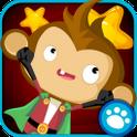Super Monkey Jr. - Mini Games icon