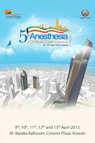 5th Anesthesia Conference
