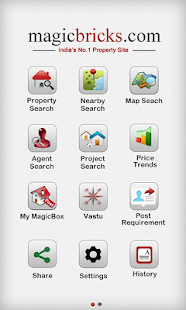 MagicBricks Property Search - screenshot thumbnail