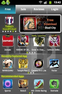 Handpicked Free Apps- screenshot thumbnail