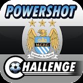 Manchester City FC Powershot