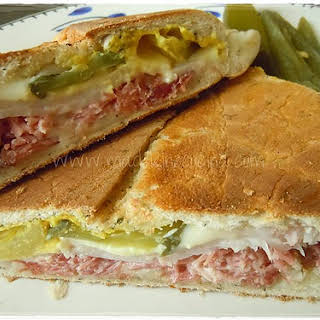 Cuban Sandwich.