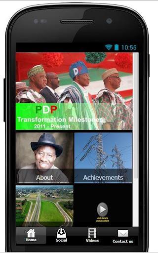 PDP Transformation Milestones