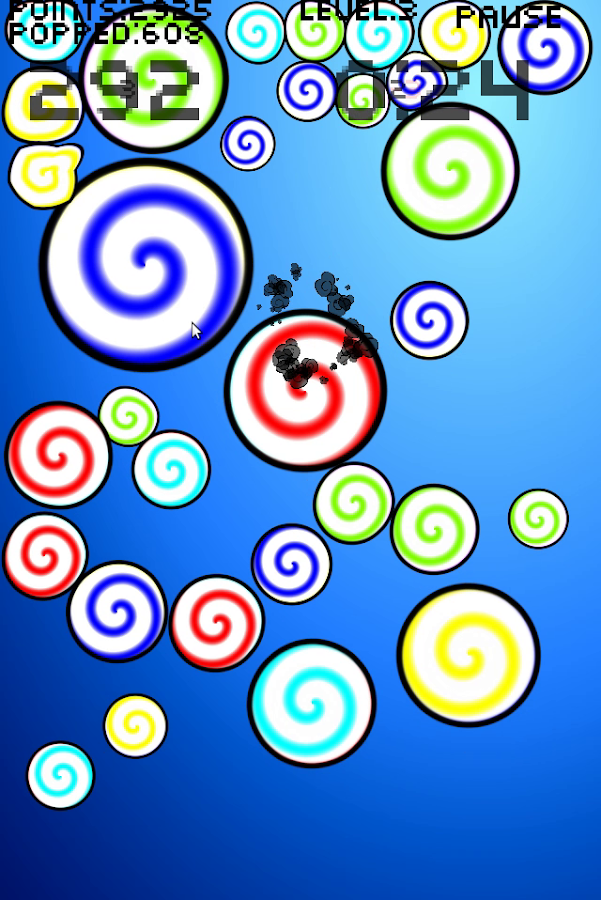 Squishy Bubble Popper- screenshot