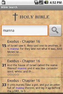 Holy Bible - screenshot thumbnail