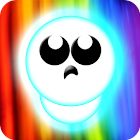 Ascend X : Glow Bubble Jump icon