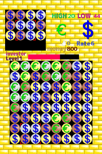 Action Puzzle INVESTOR INVADER