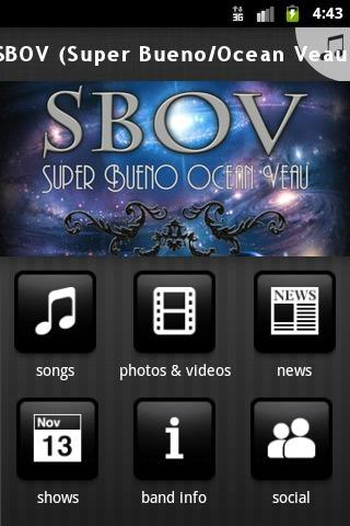 SBOV (Super Bueno/Ocean Veau) - screenshot