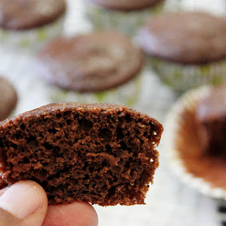 Chocolate Oats Muffins.