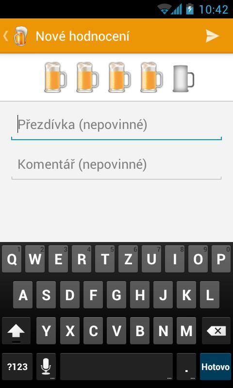 Breweries (CZ/SK) - screenshot