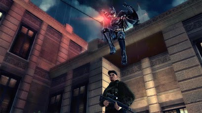 The Dark Knight Rises Screenshot 9