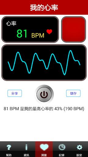 【免費健康App】我的心率 (免費版)-APP點子
