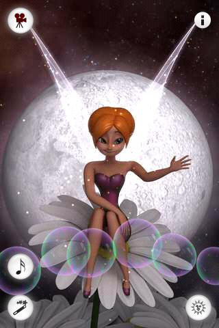 Talking lila the fairy » android games 365 free android games.