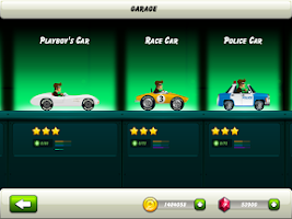Screenshot of Hill Racing: Endless Climb