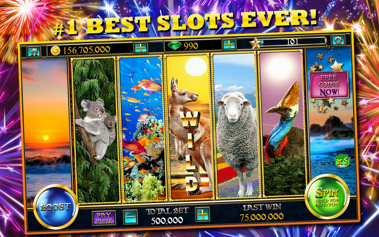 Summer Beach Slot Machine - Play Online Video Slots for Free
