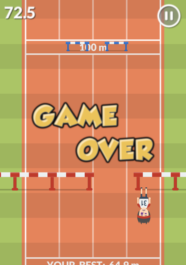 Sprint Revenge: Knockout Smash- screenshot