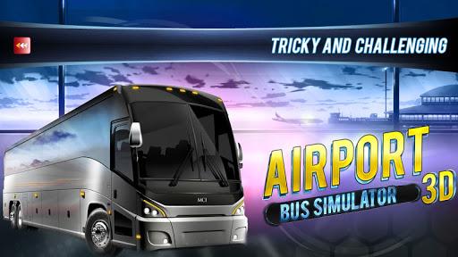 Airport Bus Simulator 3D