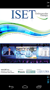 ISET CIO 2014 - screenshot thumbnail