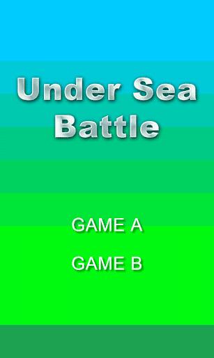 Under Sea Battle