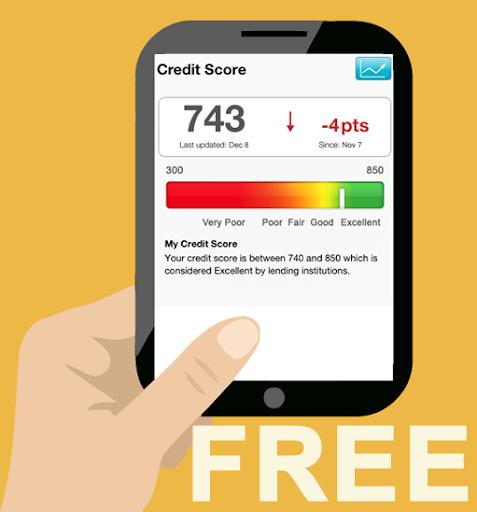 Credit Score 101 Bureau Report