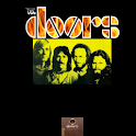The Doors w/ black icons logo