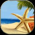 Sea 3D icon