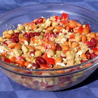 Bob's Bean Salad