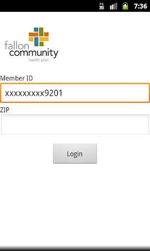 FCHP Member ID Card