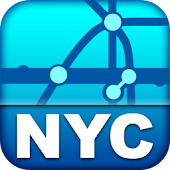 New York Transport Map - Free