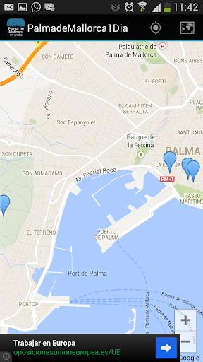 Palma de Mallorca en 1 día
