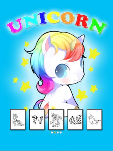 Unicorn Coloring.