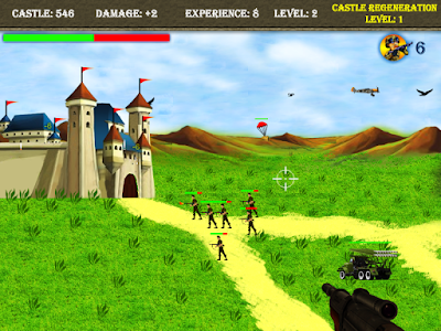 King Castle Shooting Games v2.0.3