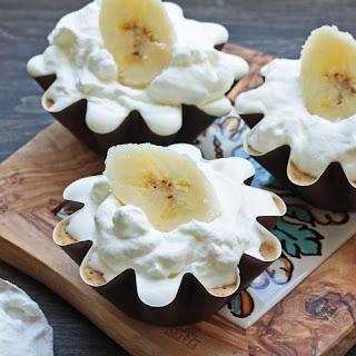 Banana Almond Mug Cake (Low Carb and Gluten Free).