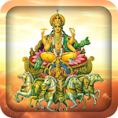 God Surya Live Wallpaper