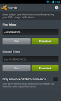 Screenshot of Anti-Theft (rooted)