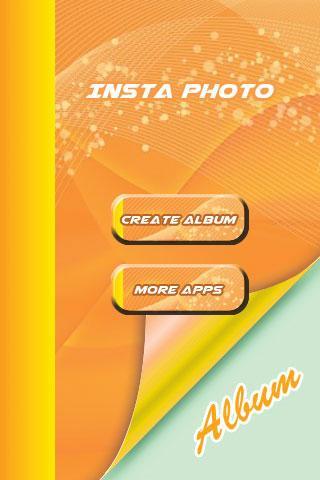insta photo album