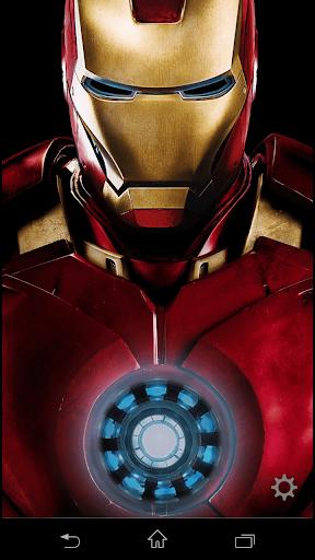 Flashlight Iron Man
