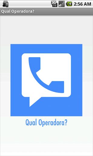 Qual Operadora
