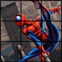 Spider Man Slide Puzzle icon