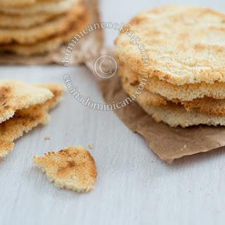 Casabe (cassava Bread)